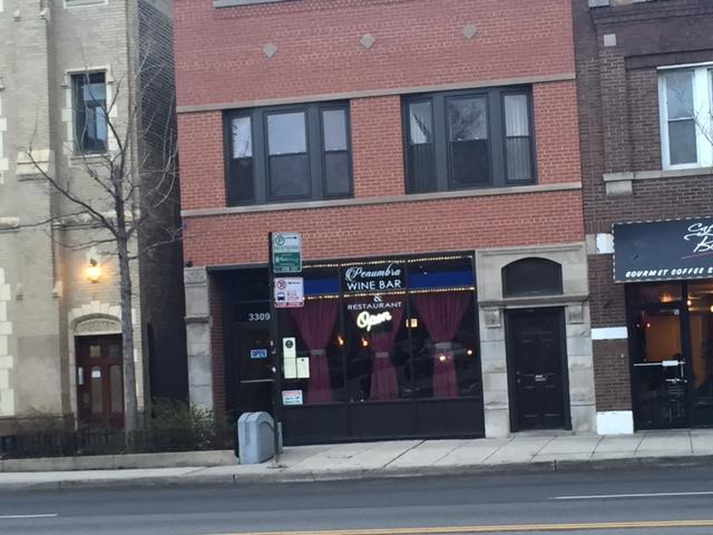 Penumbra Wine Bar , Chicago
