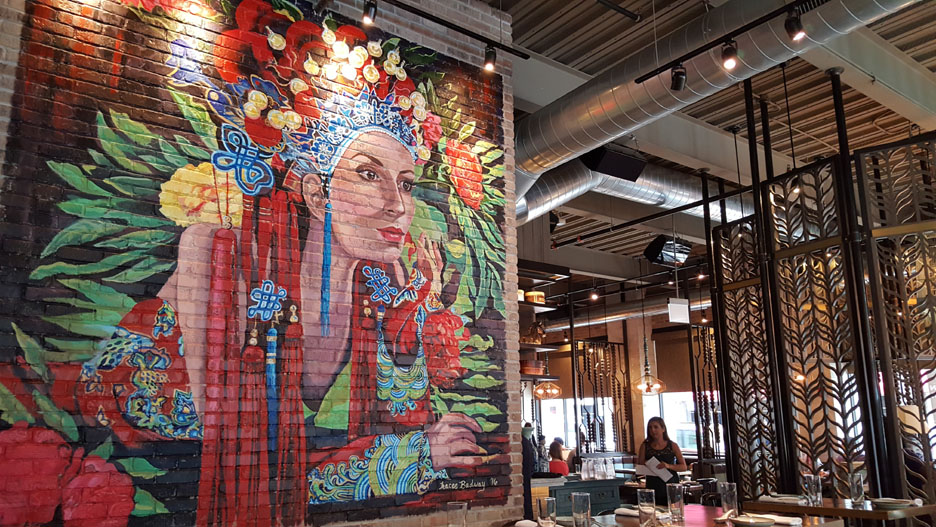 Imperial Lamian , Chicago