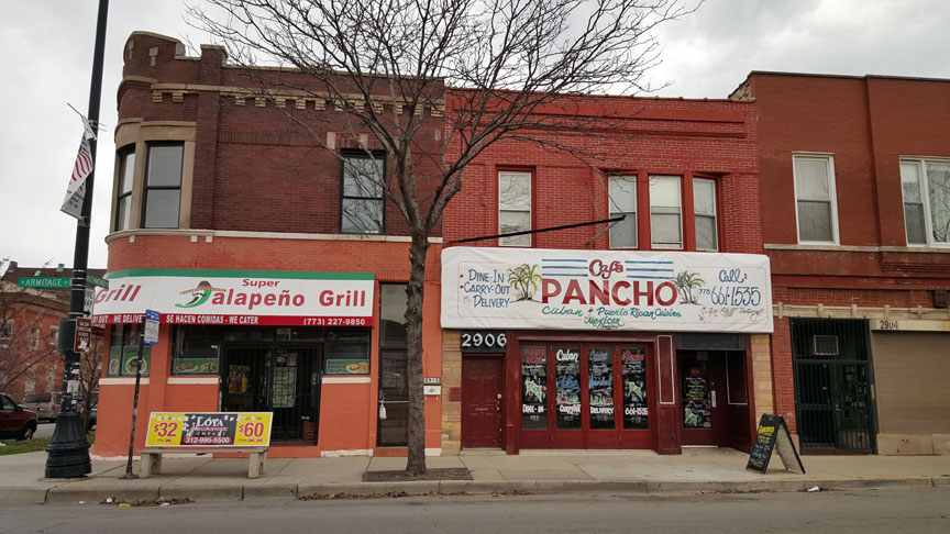 Cafe Pancho , Chicago