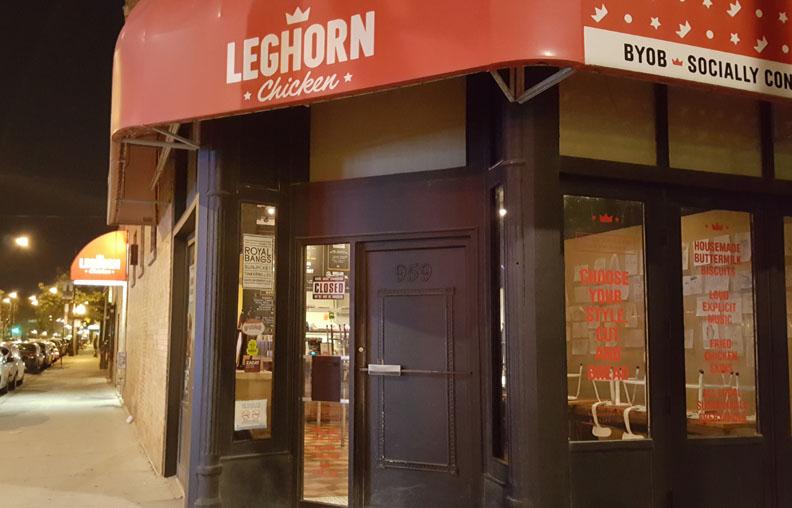 Leghorn , Chicago
