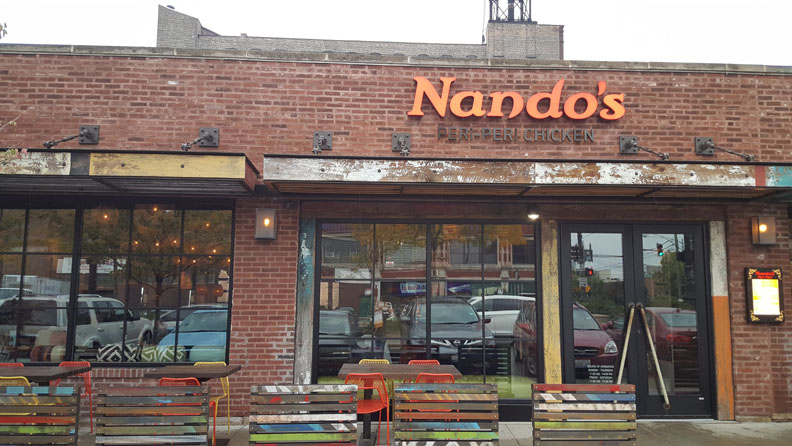 Nando's , Chicago