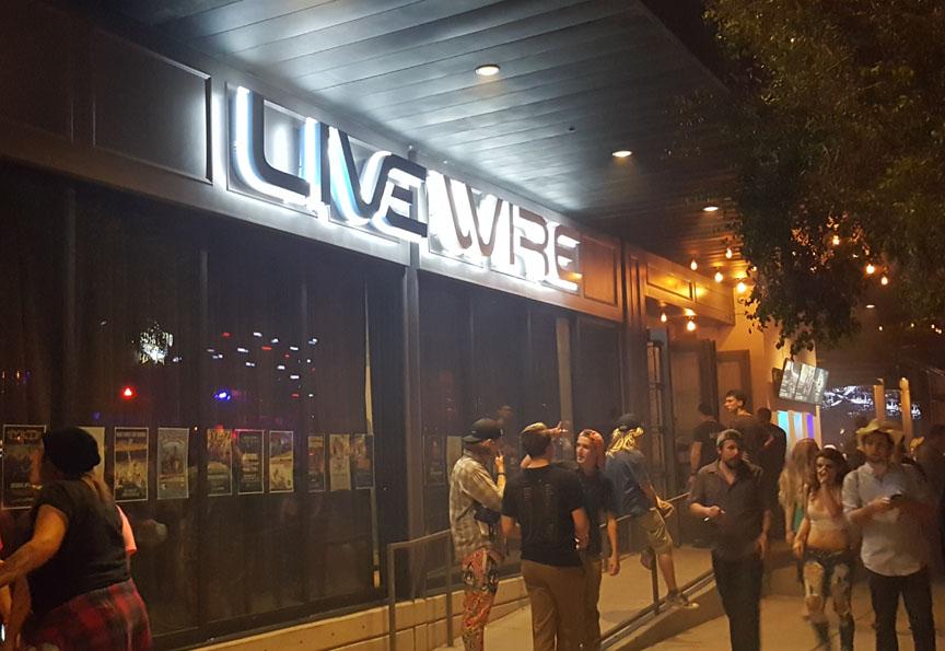 Live Wire , Scottsdale