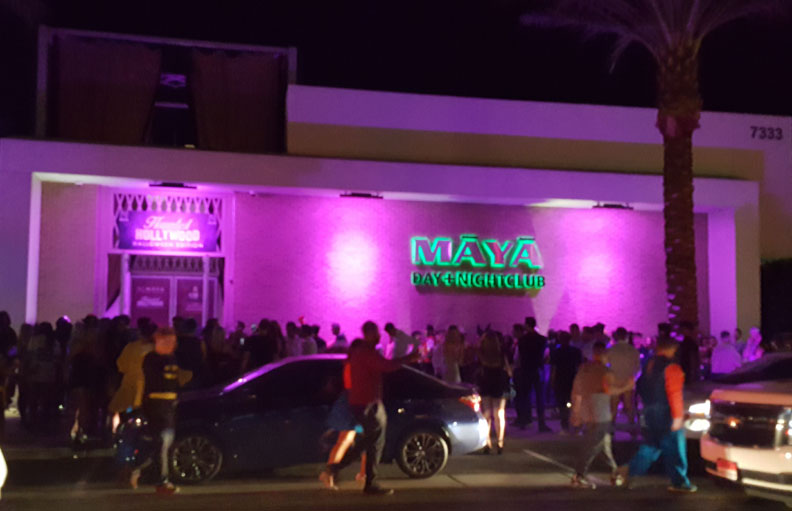 Maya Nightclub , Scottsdale