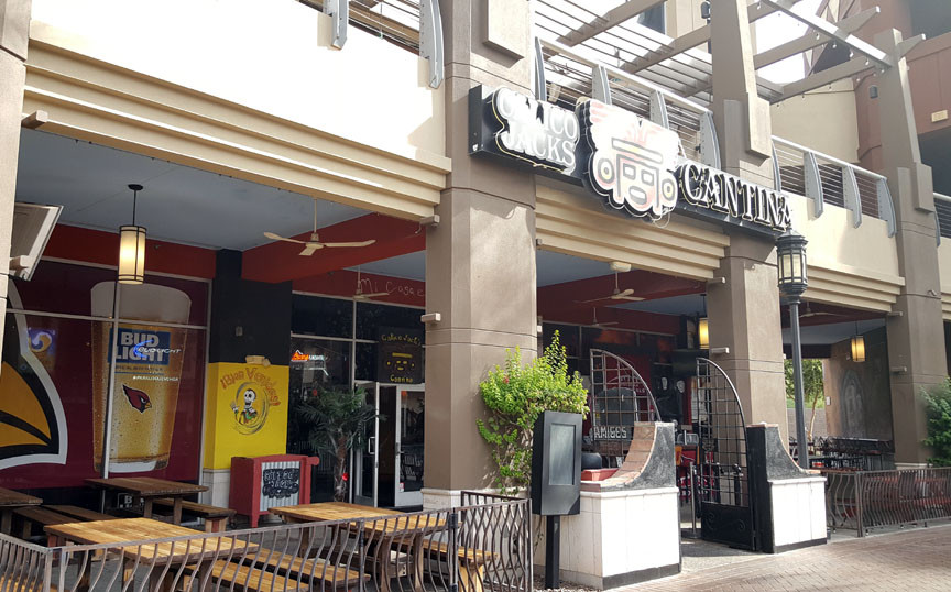 Calico Jacks Cantina , Glendale