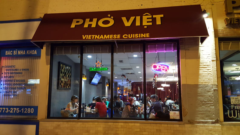 Pho Viet , Chicago