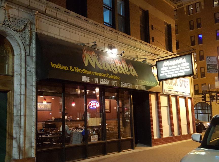 Masala , Chicago