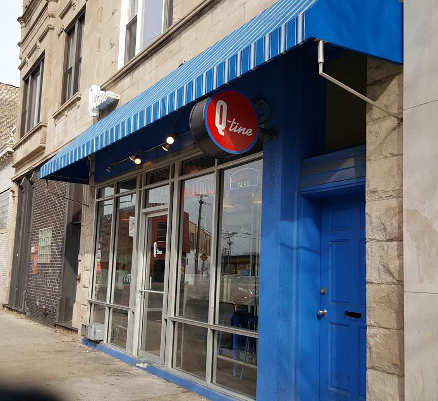Q-Tine , Chicago