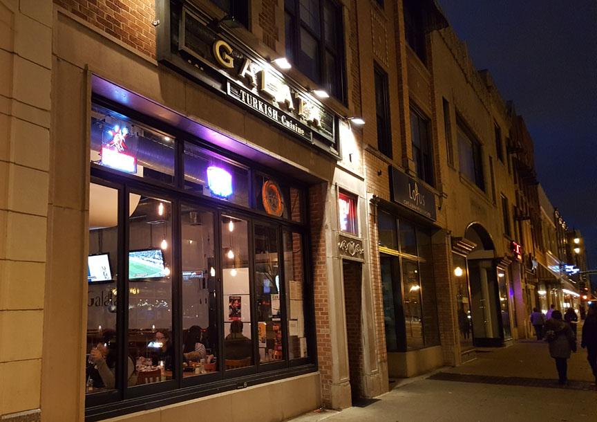 Galata , Chicago