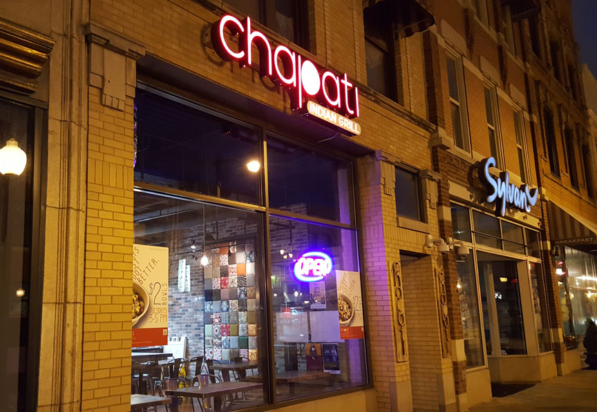 Chapati , Chicago