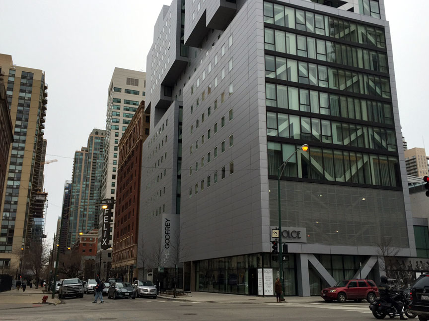 Godfrey Rooftop IO , Chicago