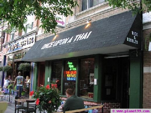 Once Upon a Thai , Chicago