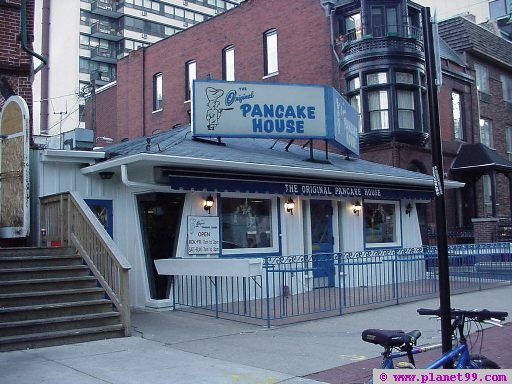 Chicago , Original Pancake House