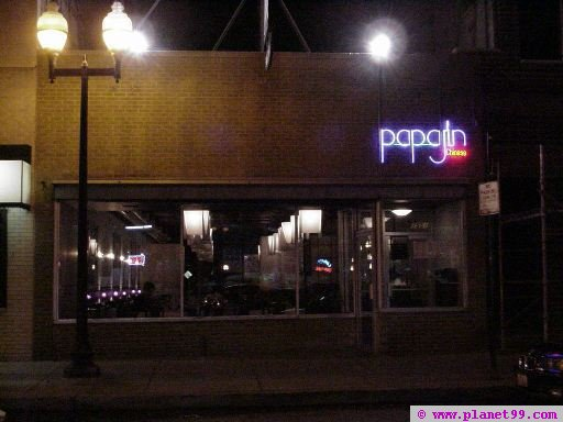 Papajin Chinese Restaurant , Chicago
