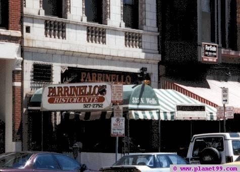 Parrinello's  , Chicago