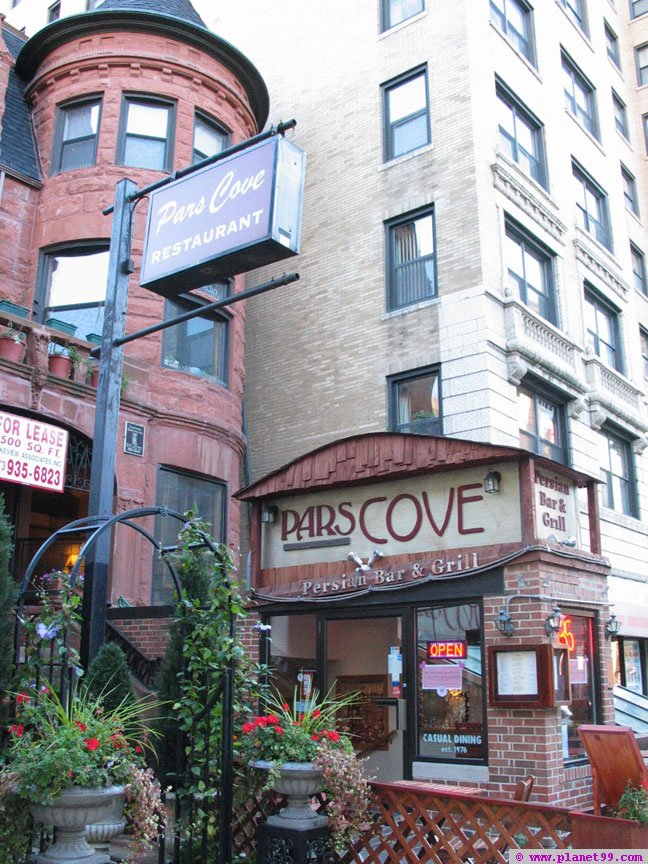 Pars Cove , Chicago