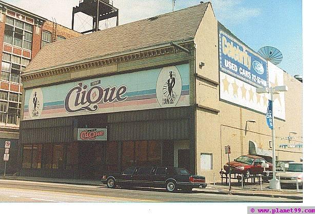 The Clique   , Chicago