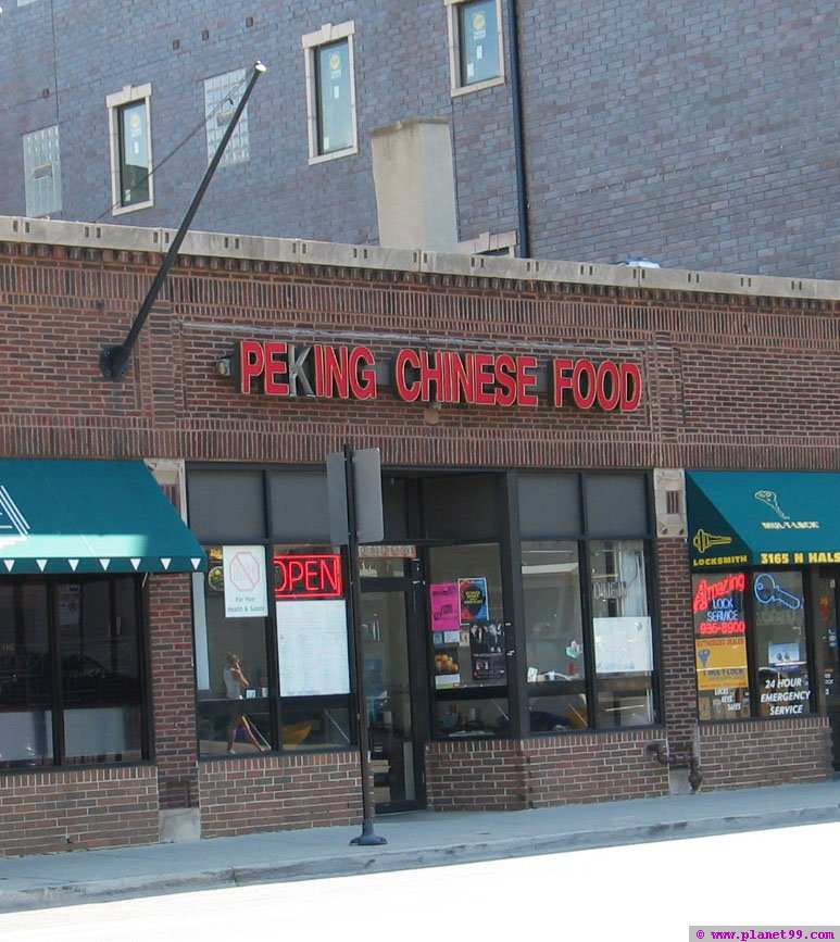 Peking Chinese Food , Chicago
