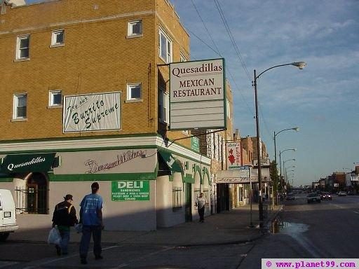 Quesadilla's  , Chicago