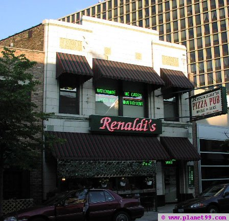 Chicago , Renaldi's Pizza Pub