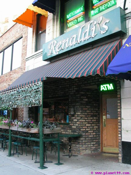 Renaldi's Pizza Pub , Chicago