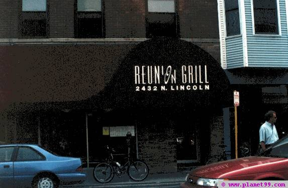 Reunion Bar and Grill  , Chicago
