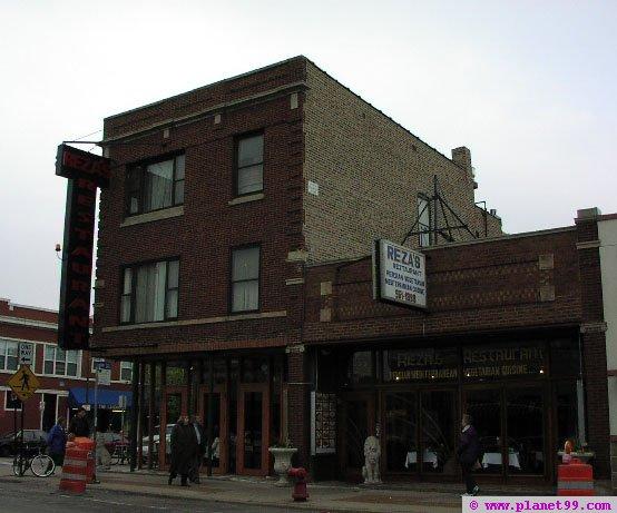 Reza's , Chicago