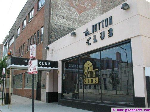 Cotton Club  , Chicago