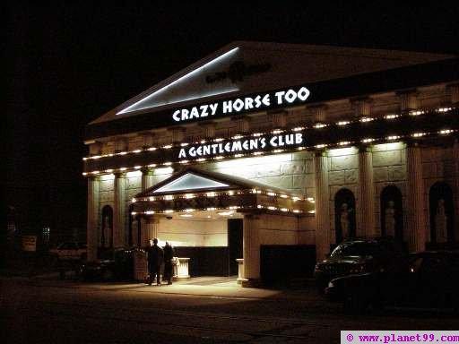 Crazy Horse Too  , Chicago