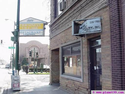Sak's Ukrainian Village  , Chicago
