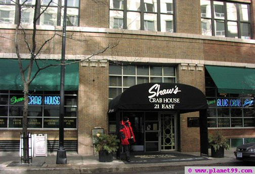 Chicago , Shaw's Crab House