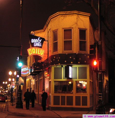 Chicago , Daily Bar and Grill