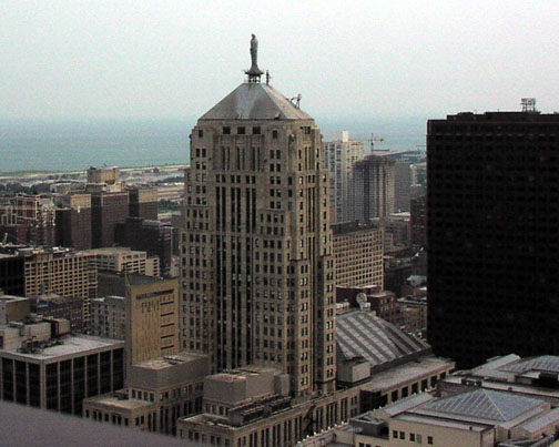 Chicago Board of Trade , Chicago