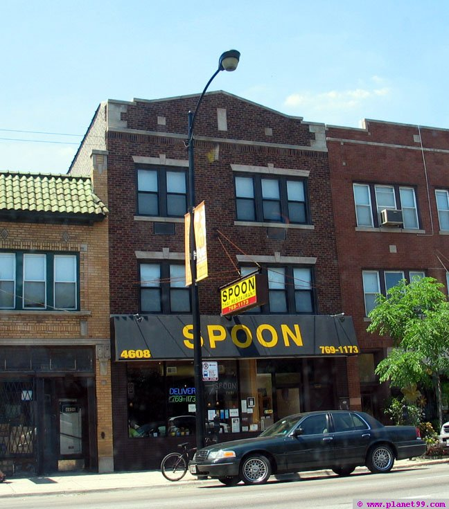 Spoon Thai , Chicago