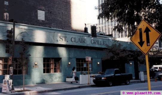 St Clair Grill  , Chicago