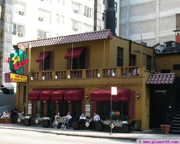 Chicago , Su Casa Mexican Restaurant