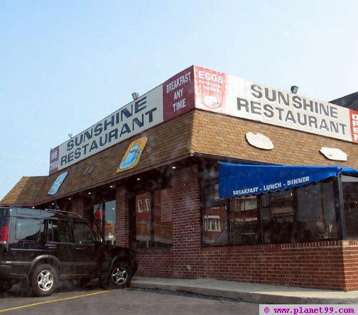 Sunshine Restaurant , Chicago