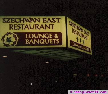 Szechwan East  , Chicago
