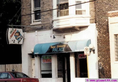 Taco Burrito Palace #2 , Chicago