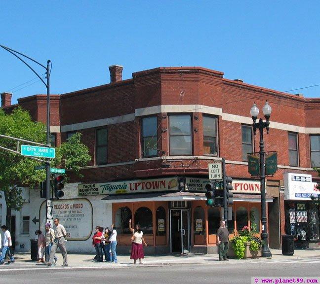 Taqueria Uptown , Chicago