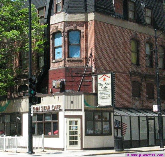 Thai Star Cafe , Chicago