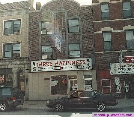 Three Happiness  , Chicago