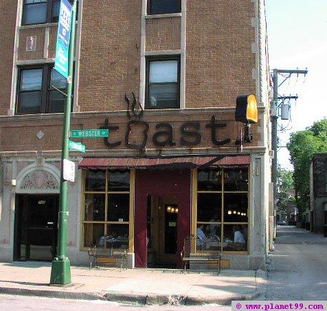Chicago , Toast