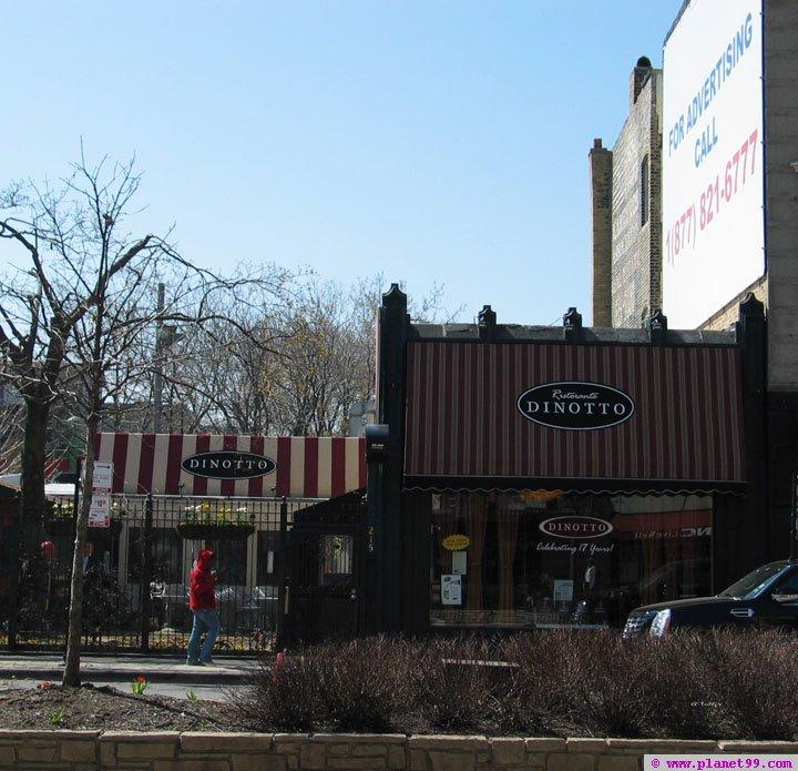 Dinotto Ristorante , Chicago