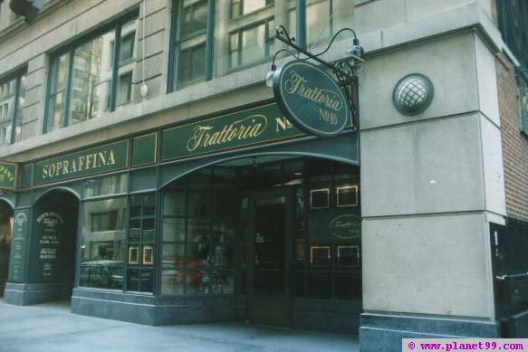 Chicago , Trattoria No. 10