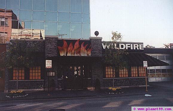 Chicago , Wildfire