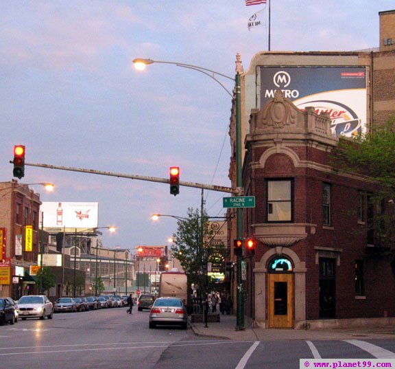 Chicago , Gingerman