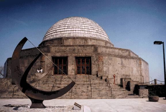 Adler Planetarium , Chicago