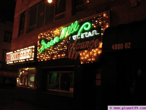 Chicago , Green Mill Cocktail Lounge