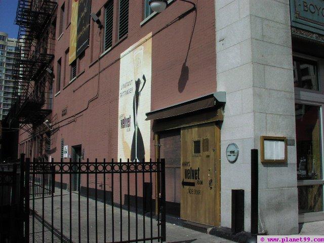Harry's Velvet Room  , Chicago