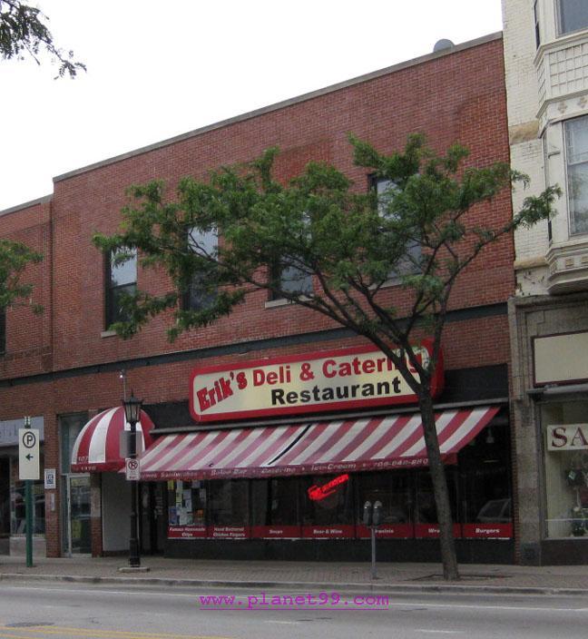 Erik's Delicatessen , Oak Park